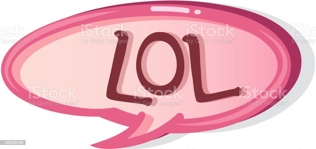 Speech bubble and callout royalty-free stock vector art