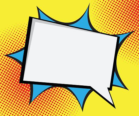Comic Book Clip Art Vector Images Amp Illustrations