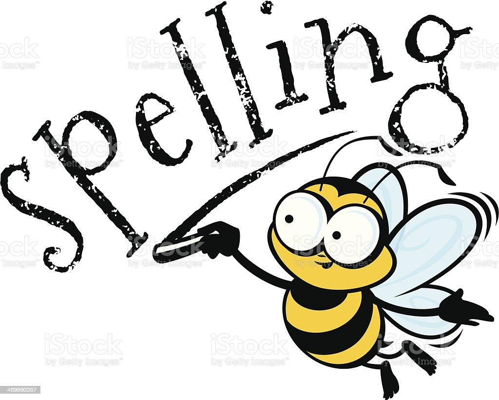 Spelling Bee stock vector art 469890357 | iStock