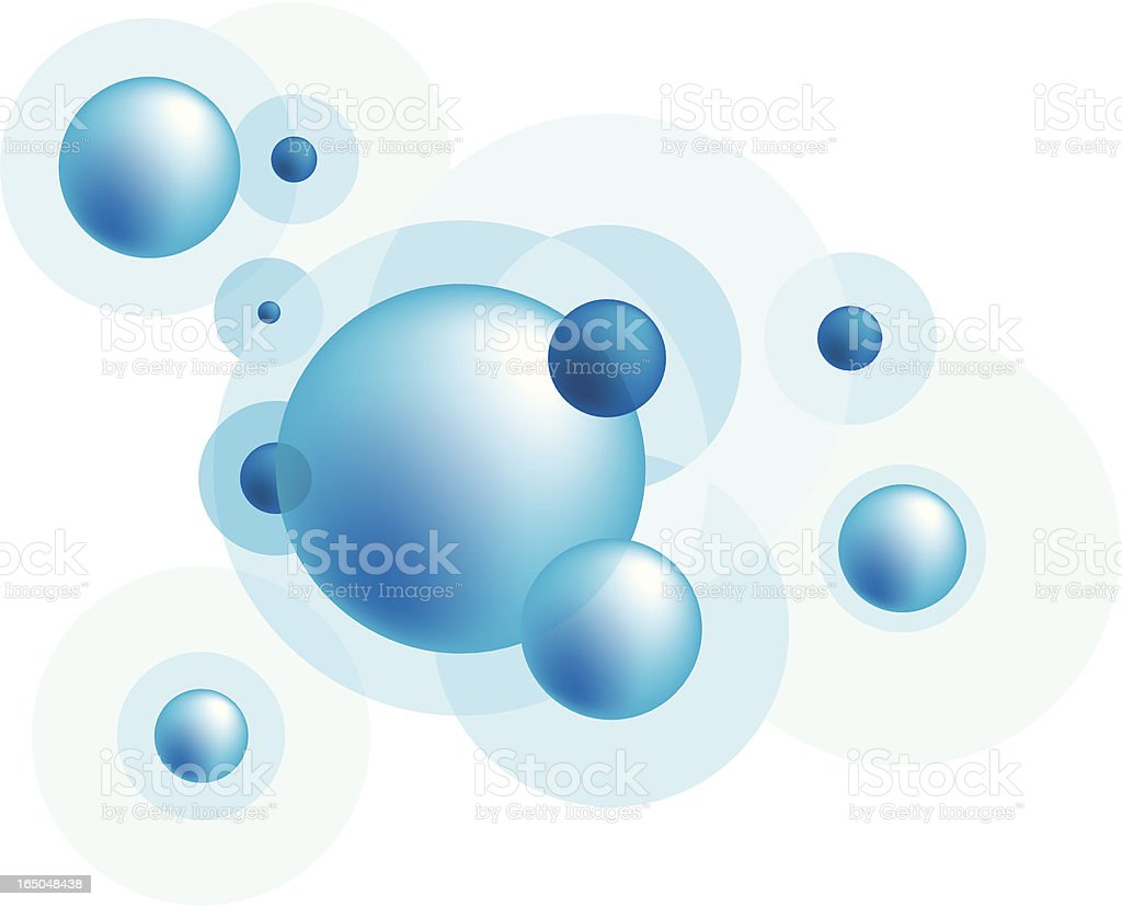 spheres royalty-free stock vector art