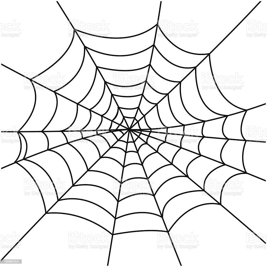 Spider Web Stock Vector Art 165682531 Istock