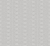 Spiral geometric gray seamless