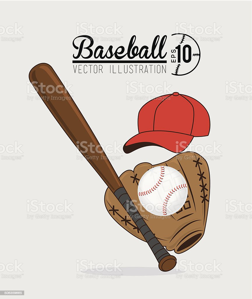 Sport design vector art illustration