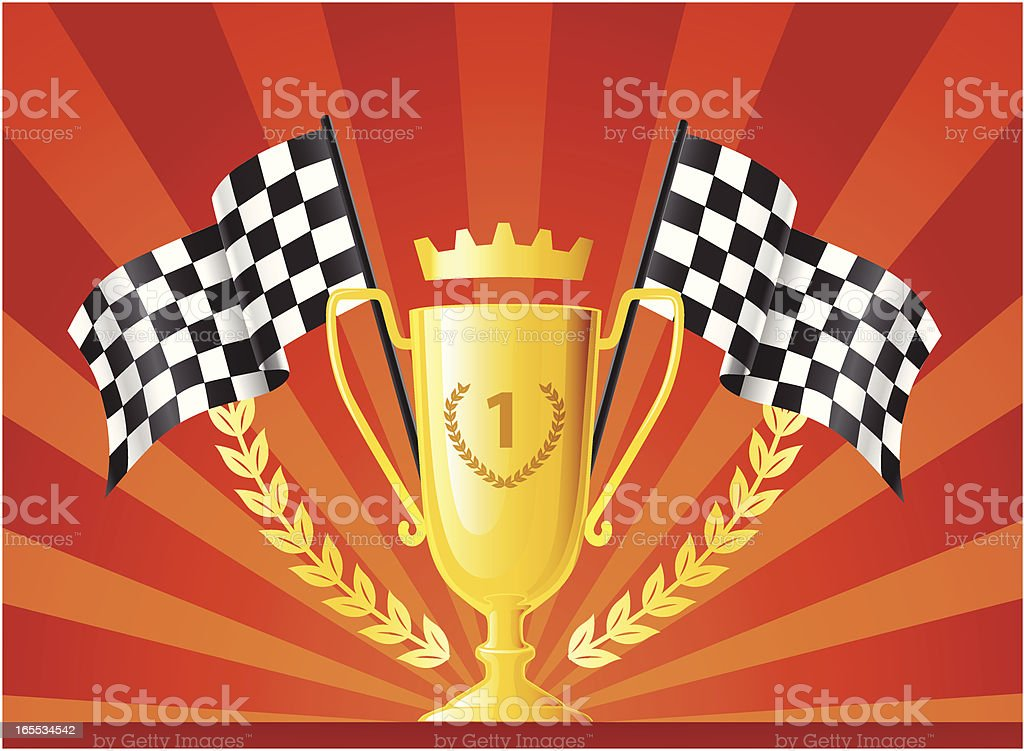 sports background royalty-free stock vector art