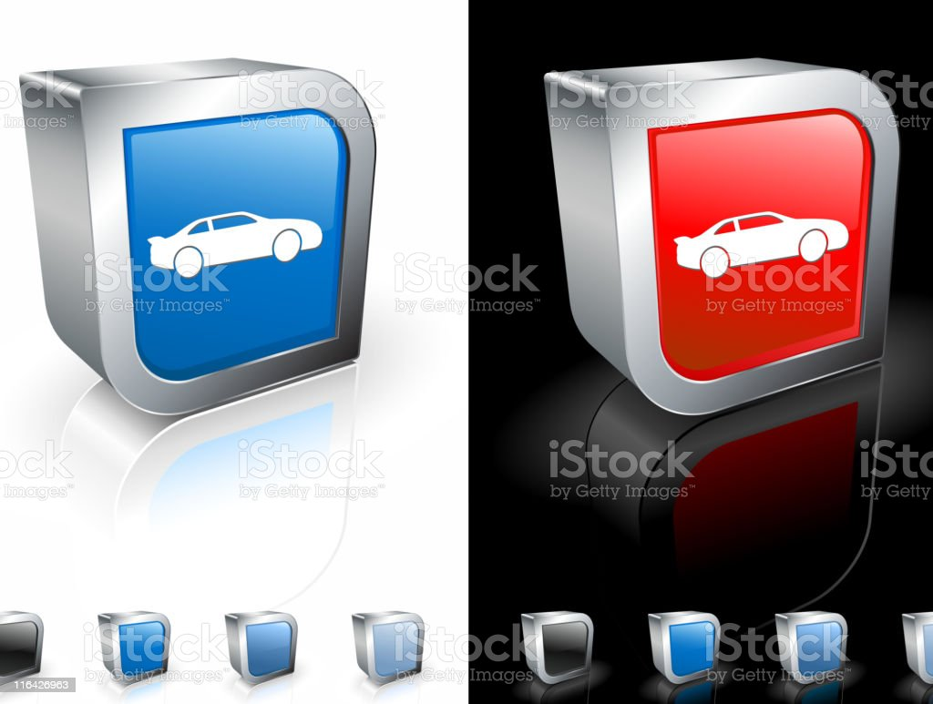 sports car square royalty free vector art royalty-free stock vector art