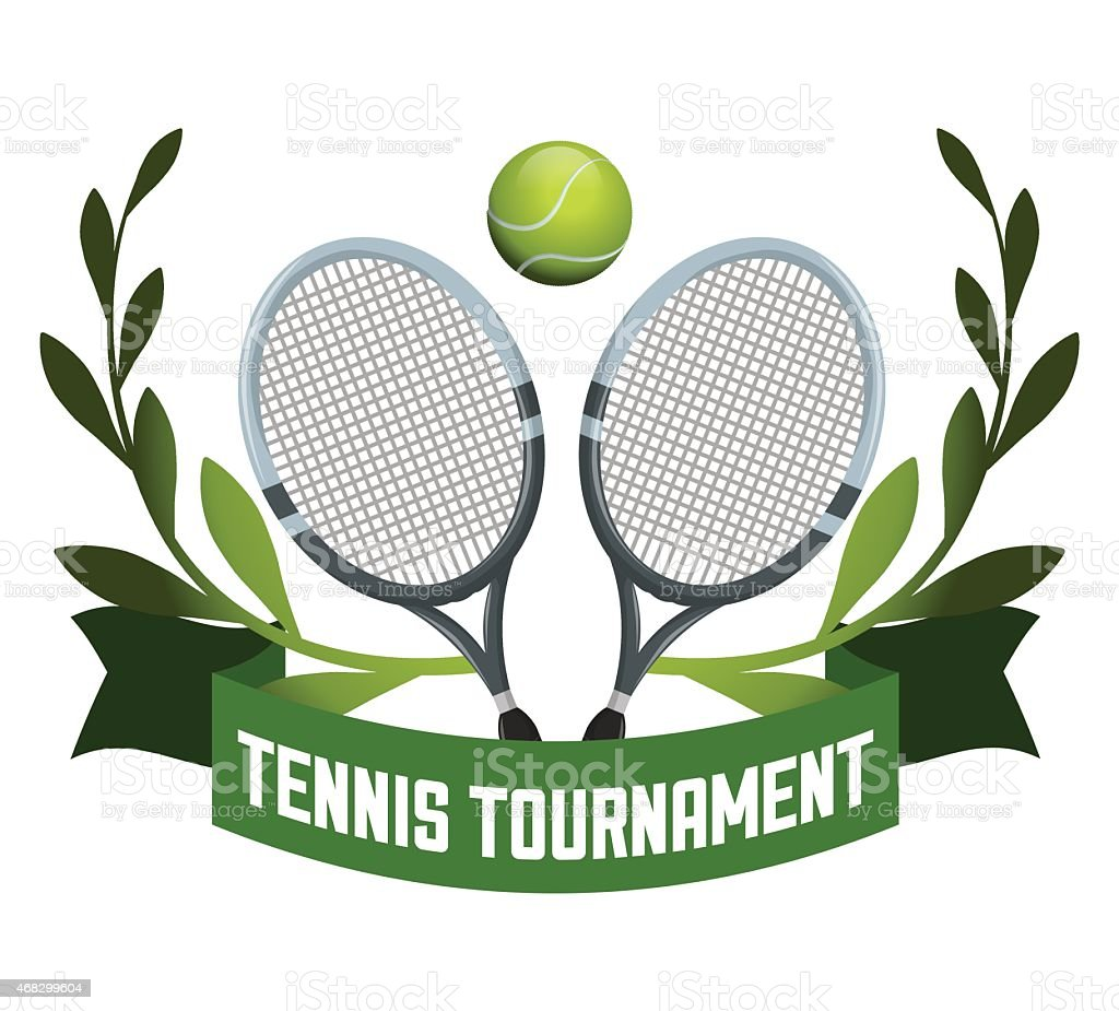 Sports design. vector art illustration