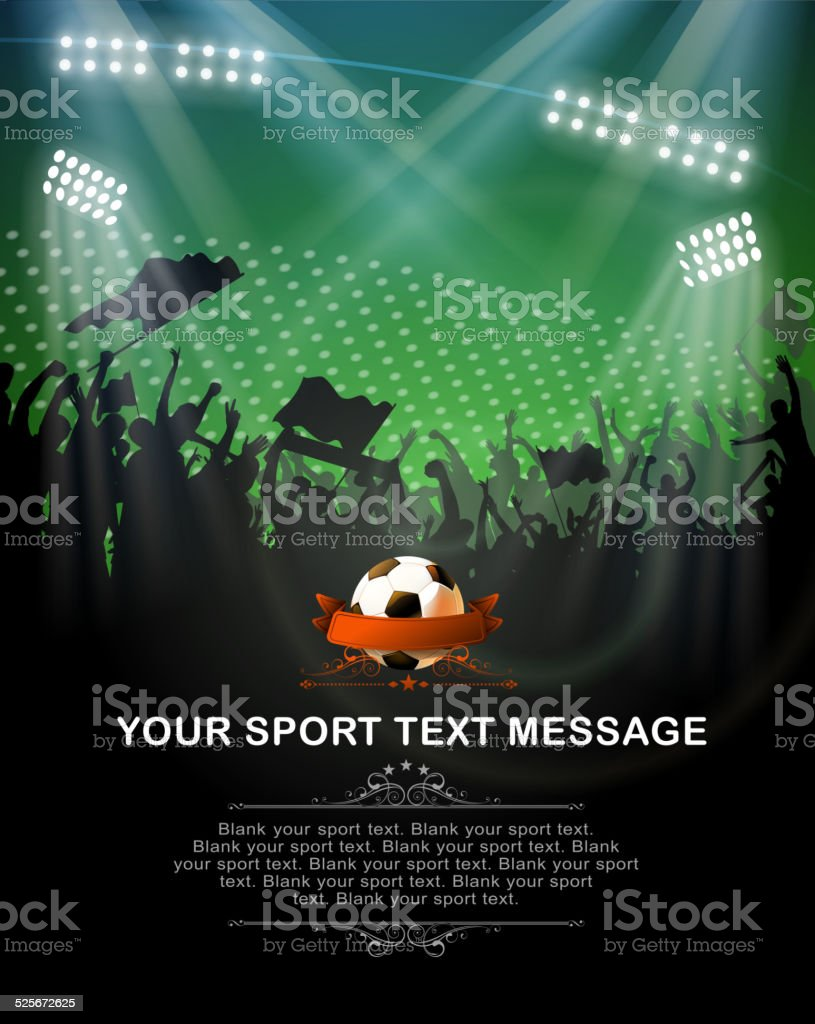 sports fun silhouette vector art illustration