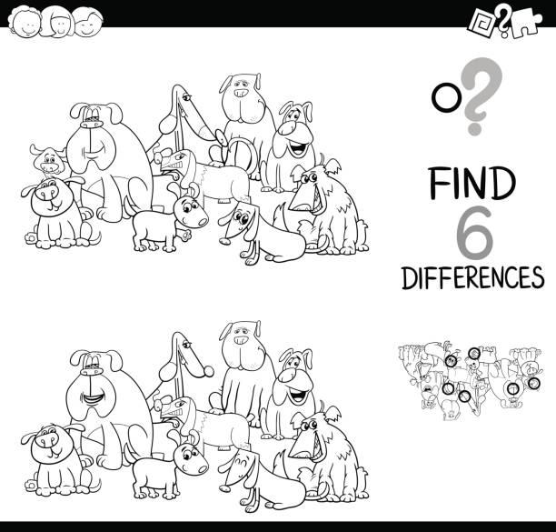 Vectores de Guardería De Cachorros y Illustraciones Libre de ...