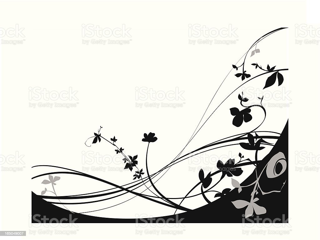 spring blossom royalty-free stock vector art