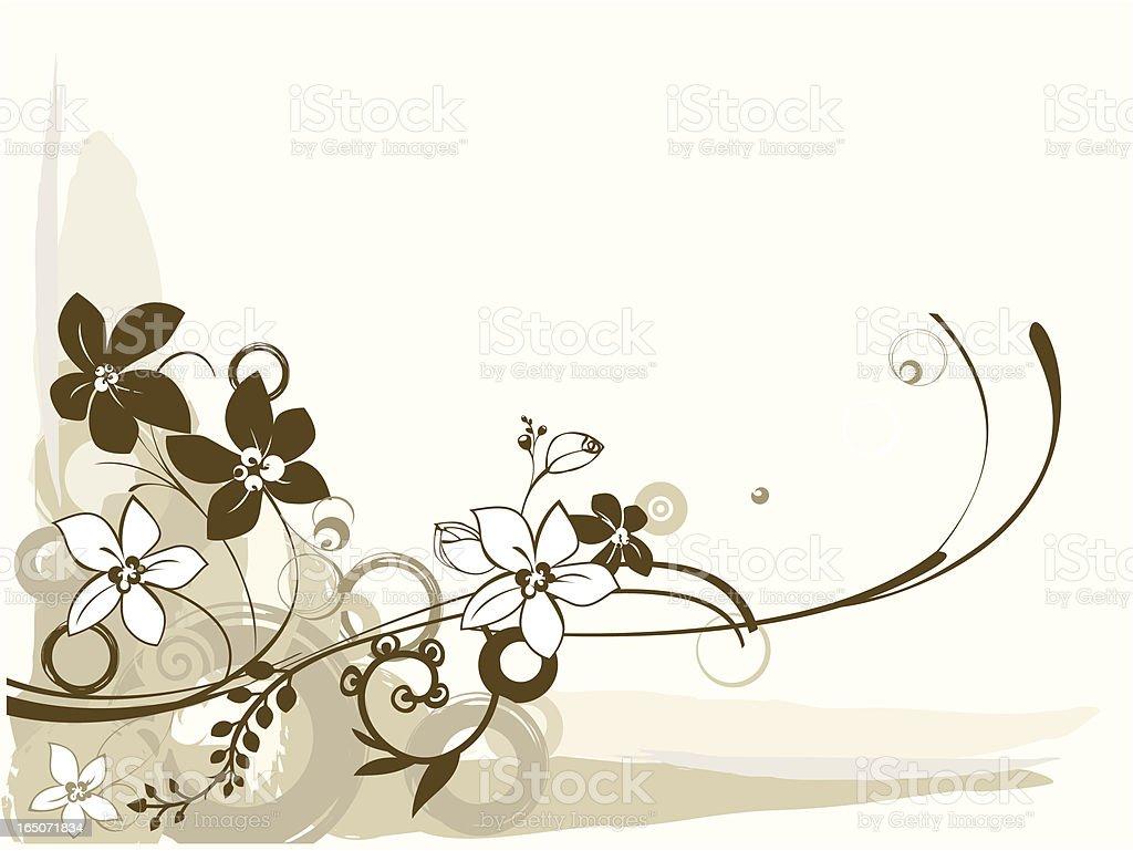 spring blossom royalty-free stock vector art