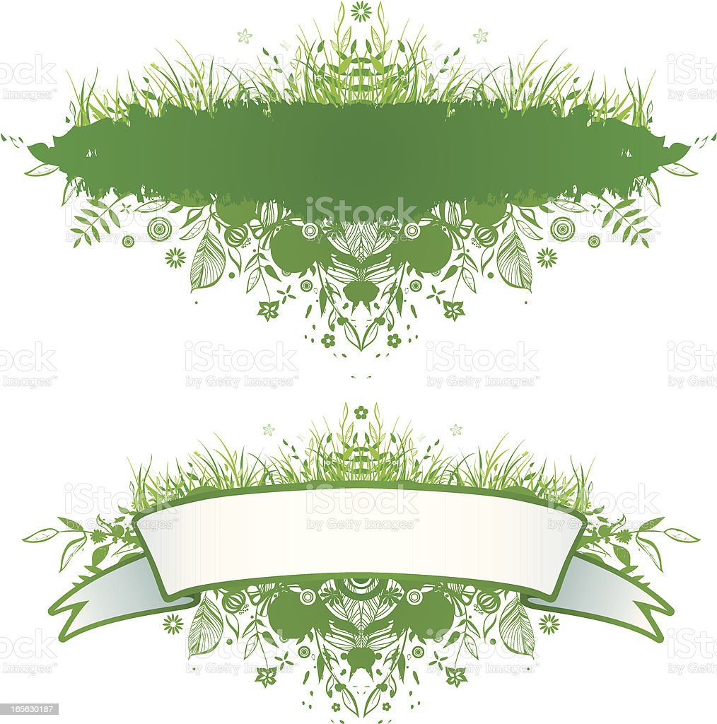 Spring designs royalty-free stock vector art