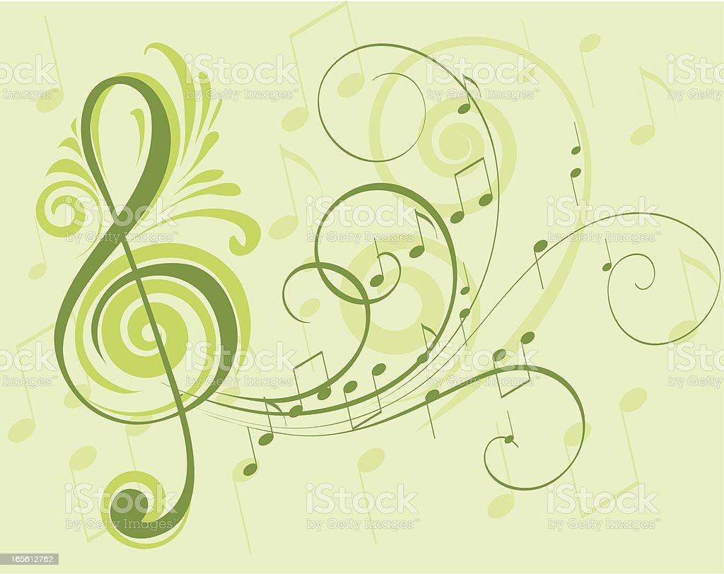 Spring Music stock vector art 165612762 | iStock