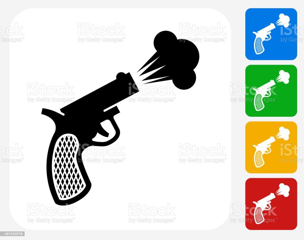 Graphic Design  Pistol
