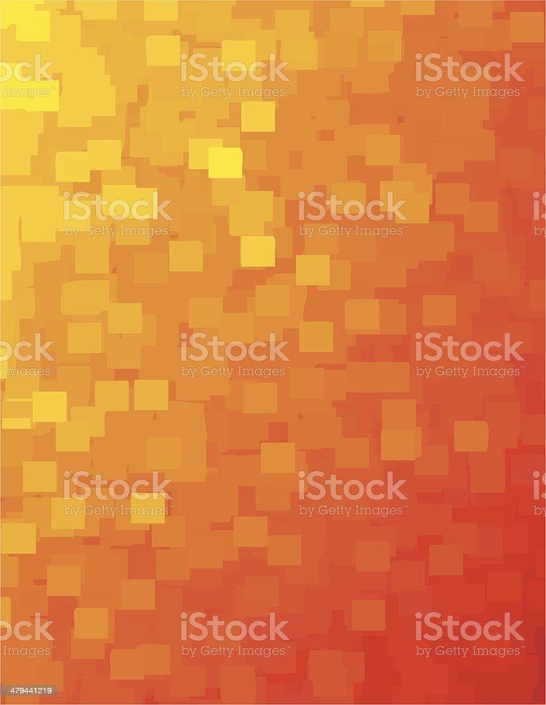 Square Burst royalty-free stock vector art
