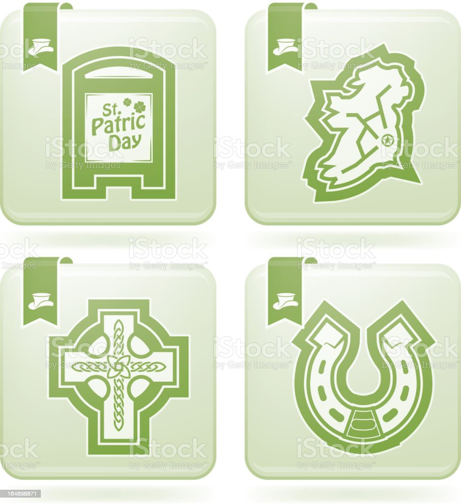 St. Patric Day royalty-free stock vector art
