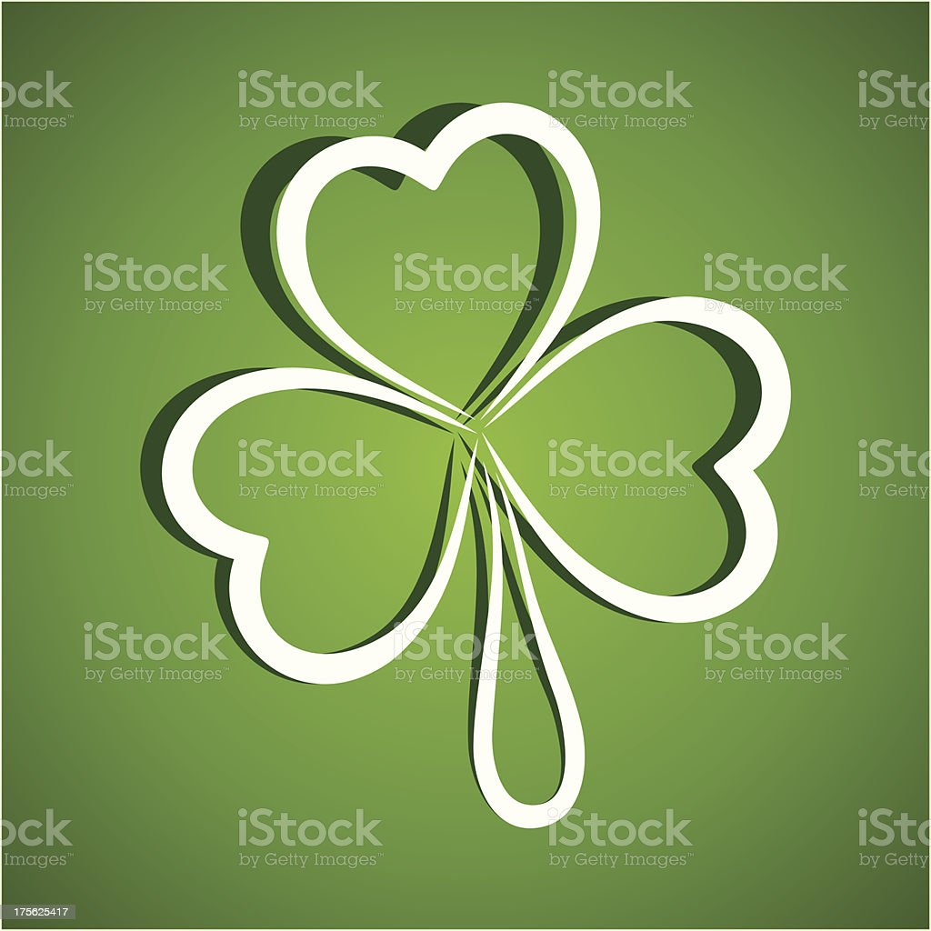 st. patrick day royalty-free stock vector art