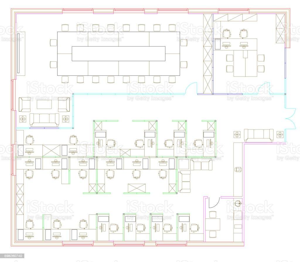 Standard appliance floor plan symbols for Floor plan symbols