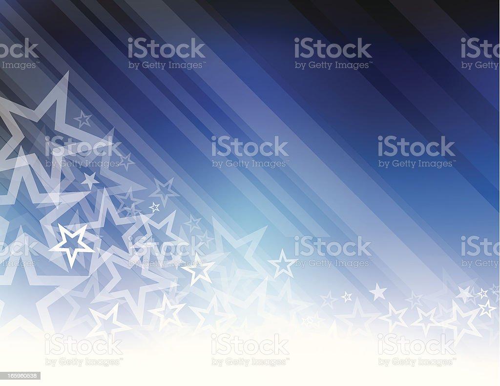 Star abstract royalty-free stock vector art