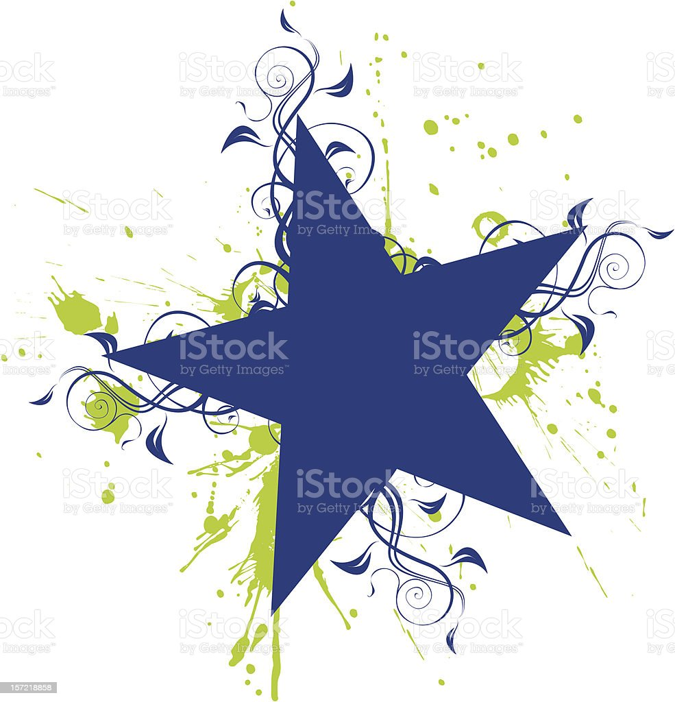 Star royalty-free stock vector art