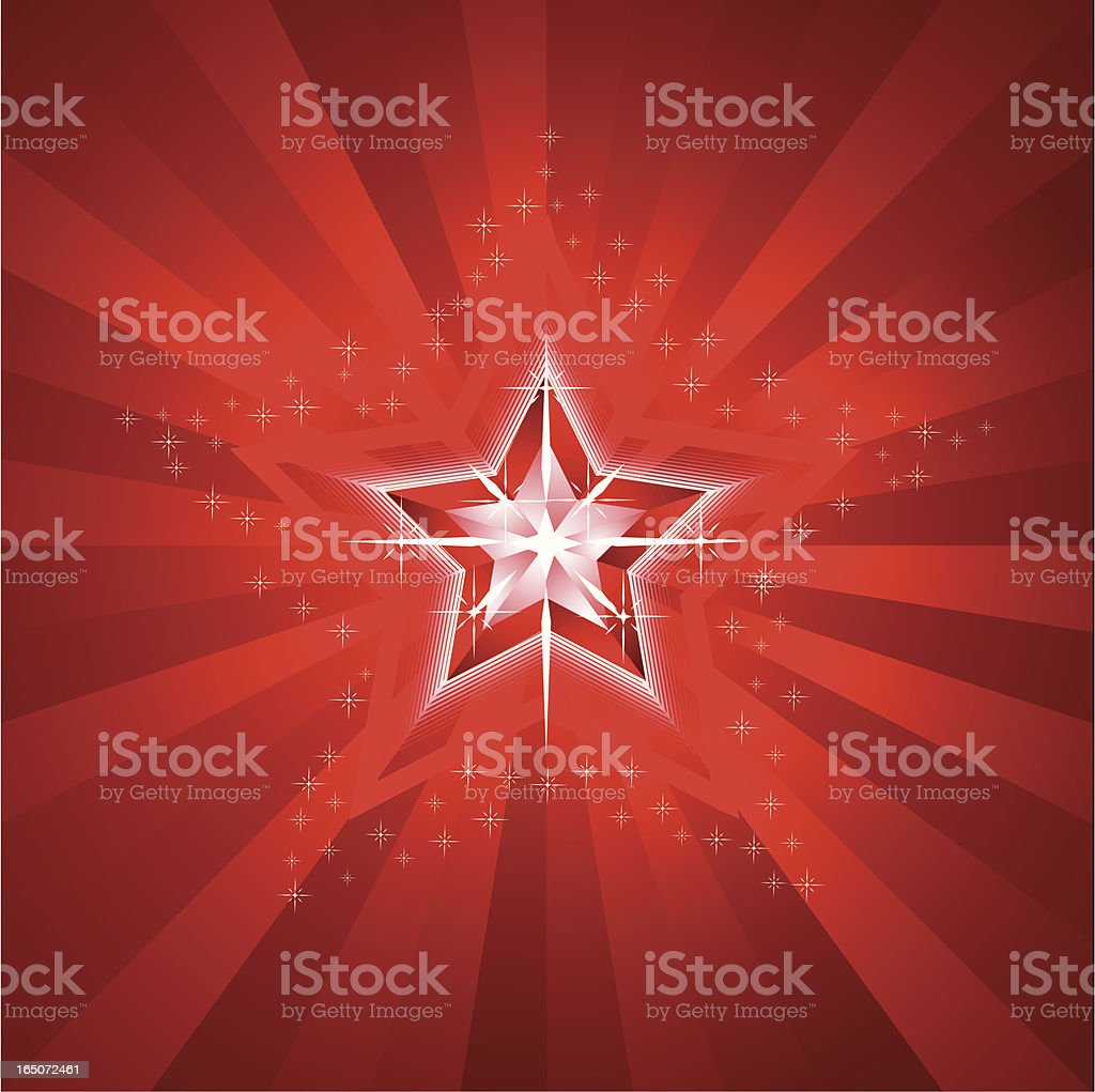Star . royalty-free stock vector art