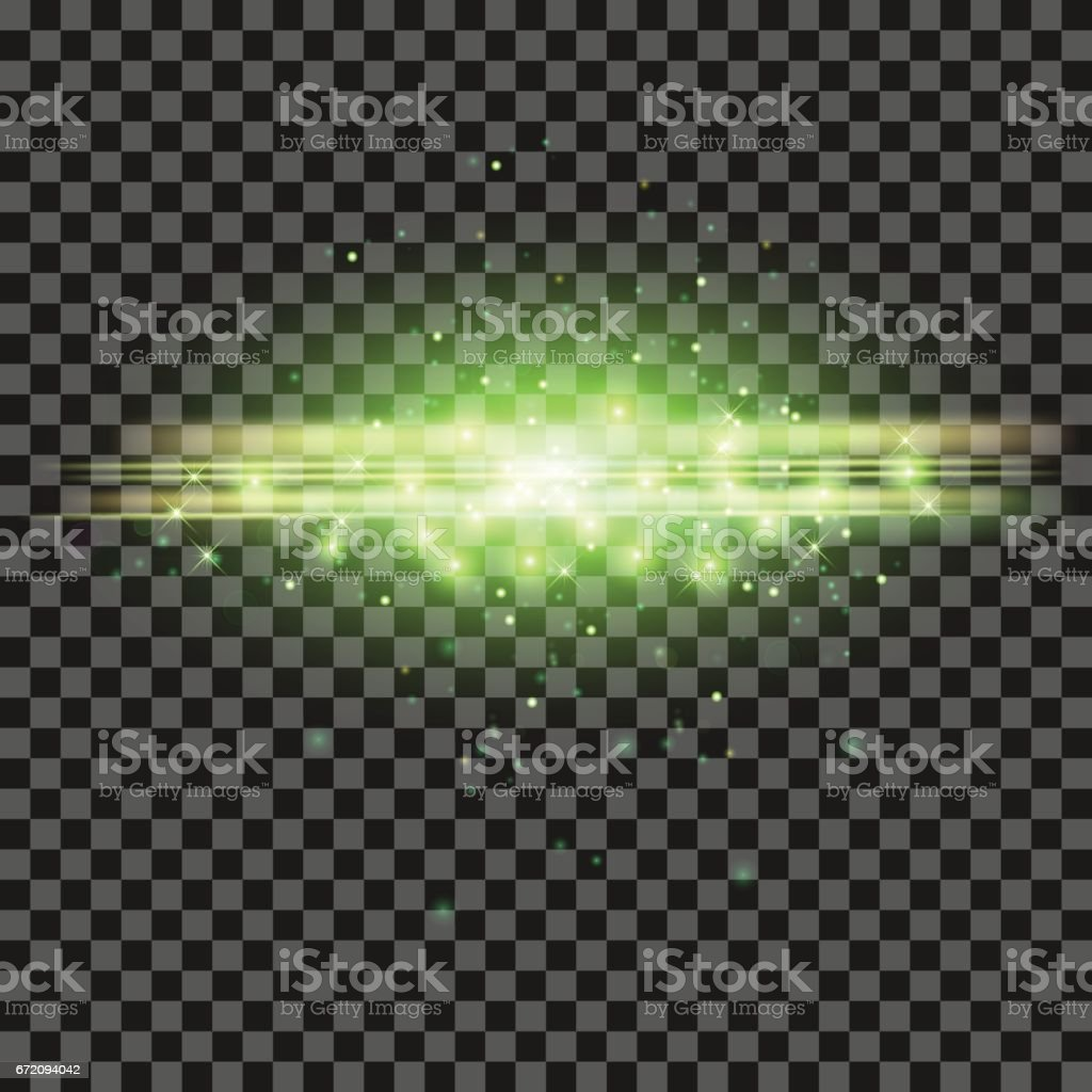 Starry Light Background vector art illustration