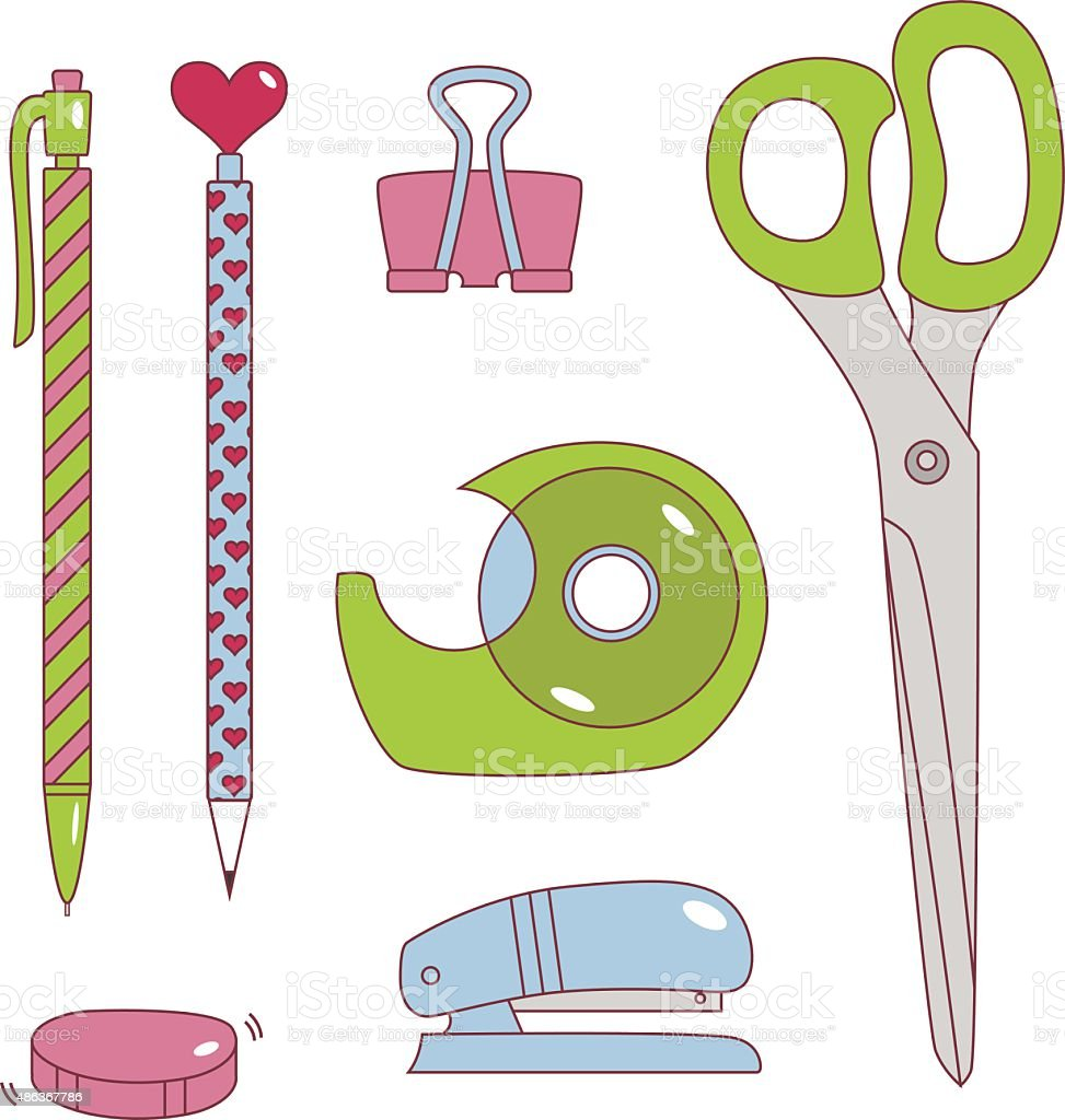 tape dispenser clip art vector images amp illustrations