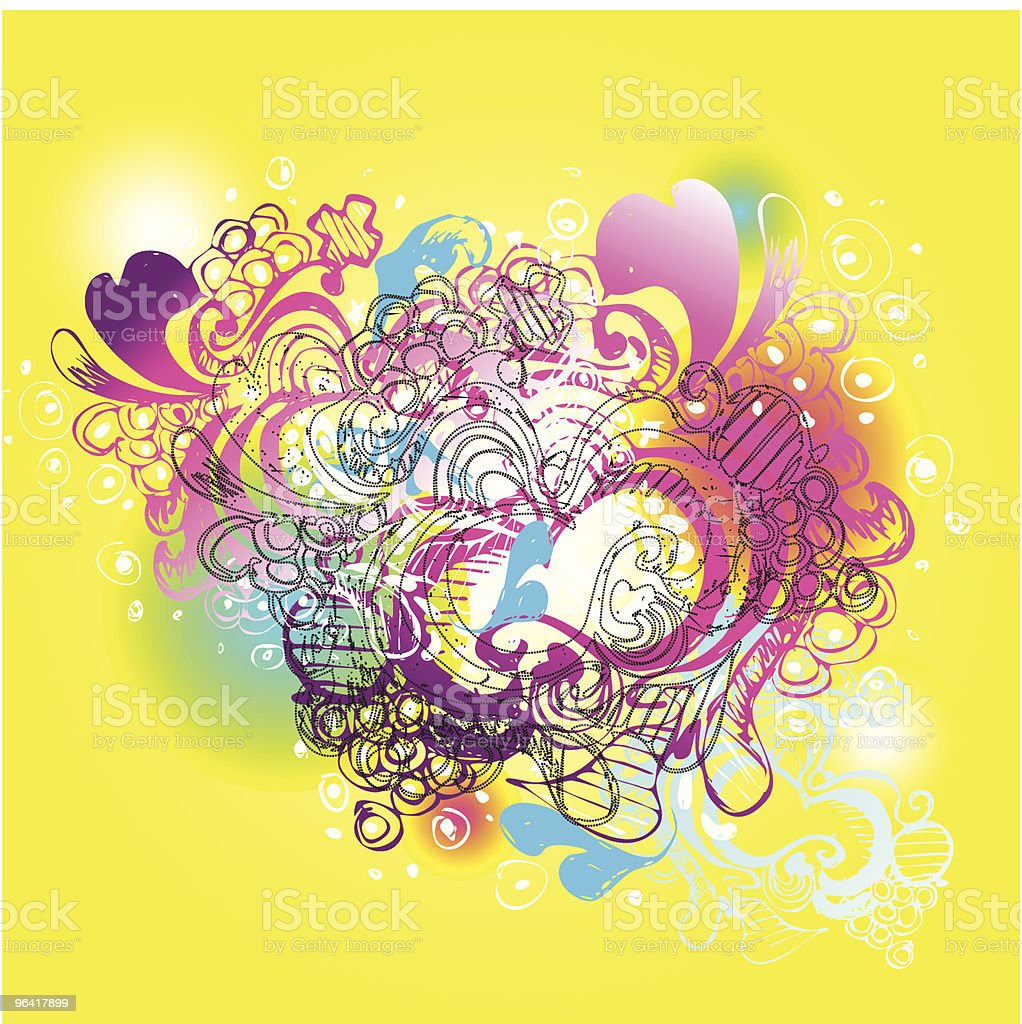 stay cool royalty-free stock vector art
