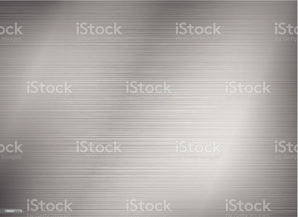 Steel surface vector art illustration