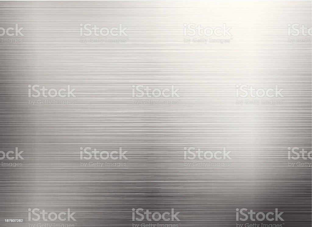 Steel surface vector art illustration