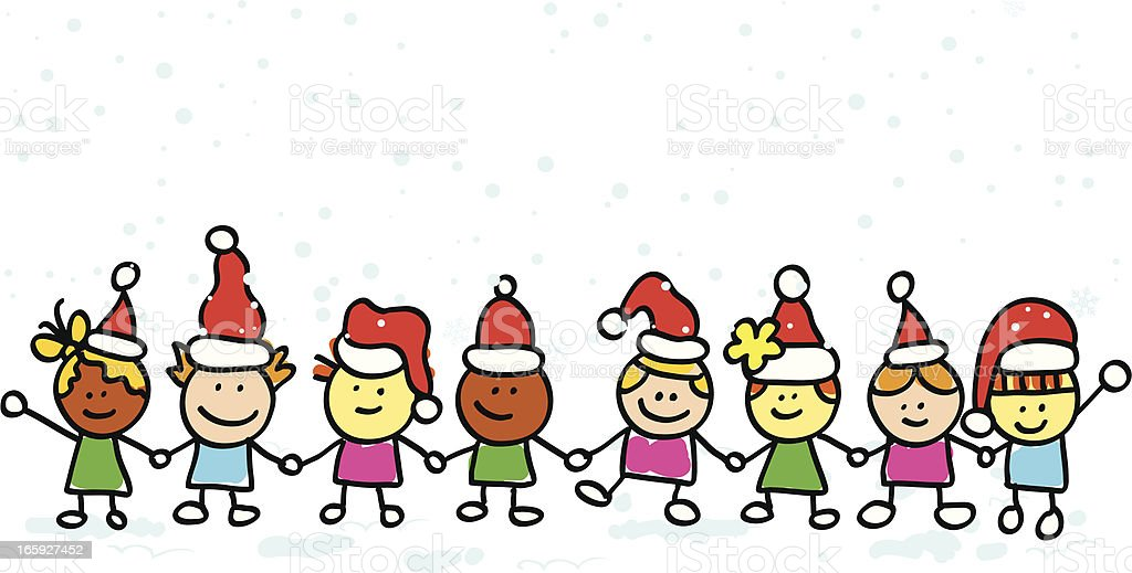 Image result for CHRISTMAS CHILDREN CLIP ART