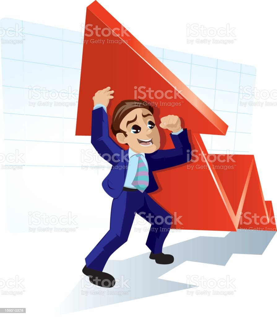 Stock Direction royalty-free stock photo