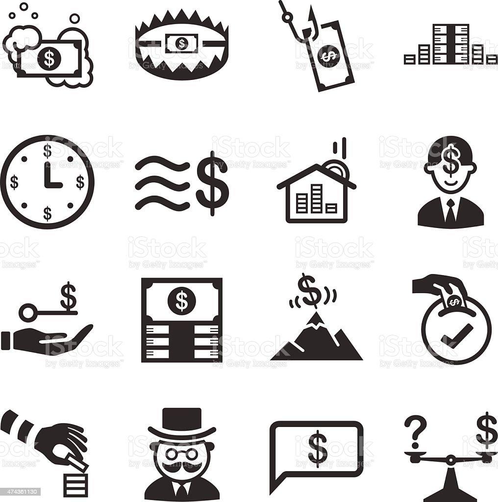 Stock Vector Illustration: Financial 2 vector art illustration
