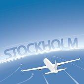 Stockholm Flight Destination