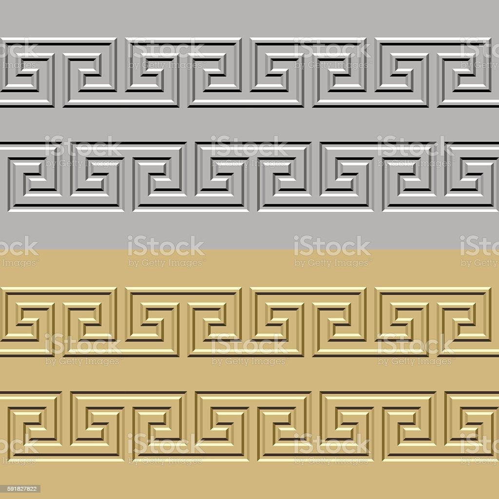 stone carved ancient decoration stock vector art 591827822 | istock
