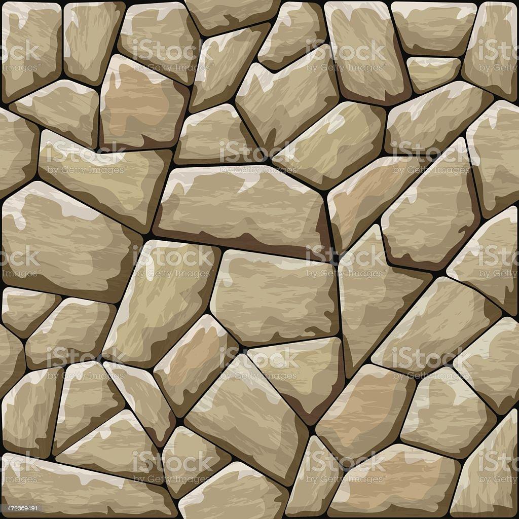stone seamless pattern royalty-free stock vector art