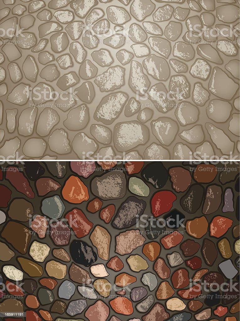 Stonework royalty-free stock vector art