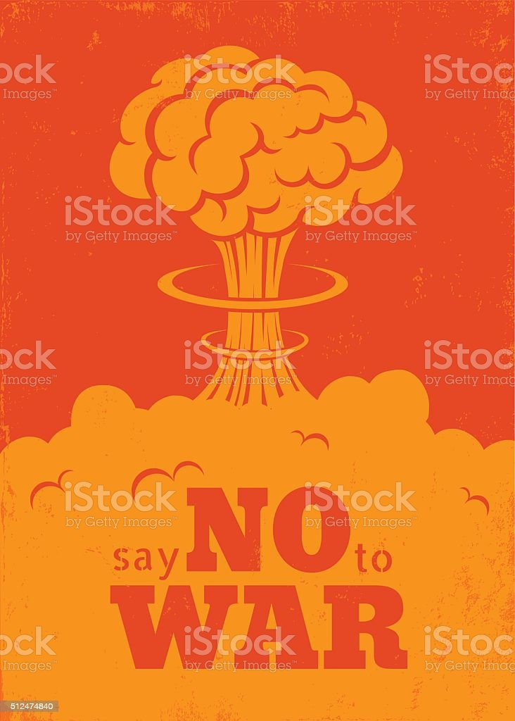 stop fire vector art illustration