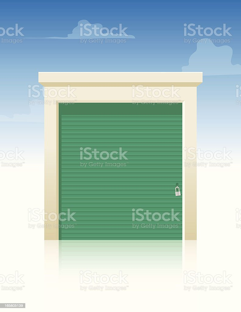 Storage royalty-free stock vector art