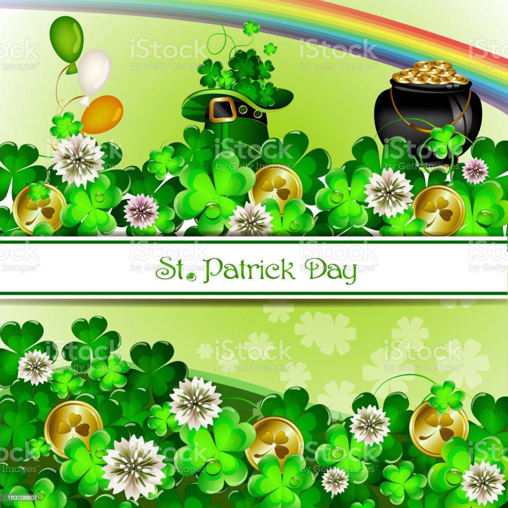 St.Patrick day royalty-free stock vector art