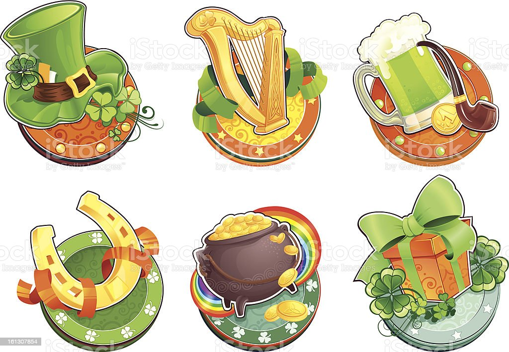 St.Patrick's Day royalty-free stock vector art