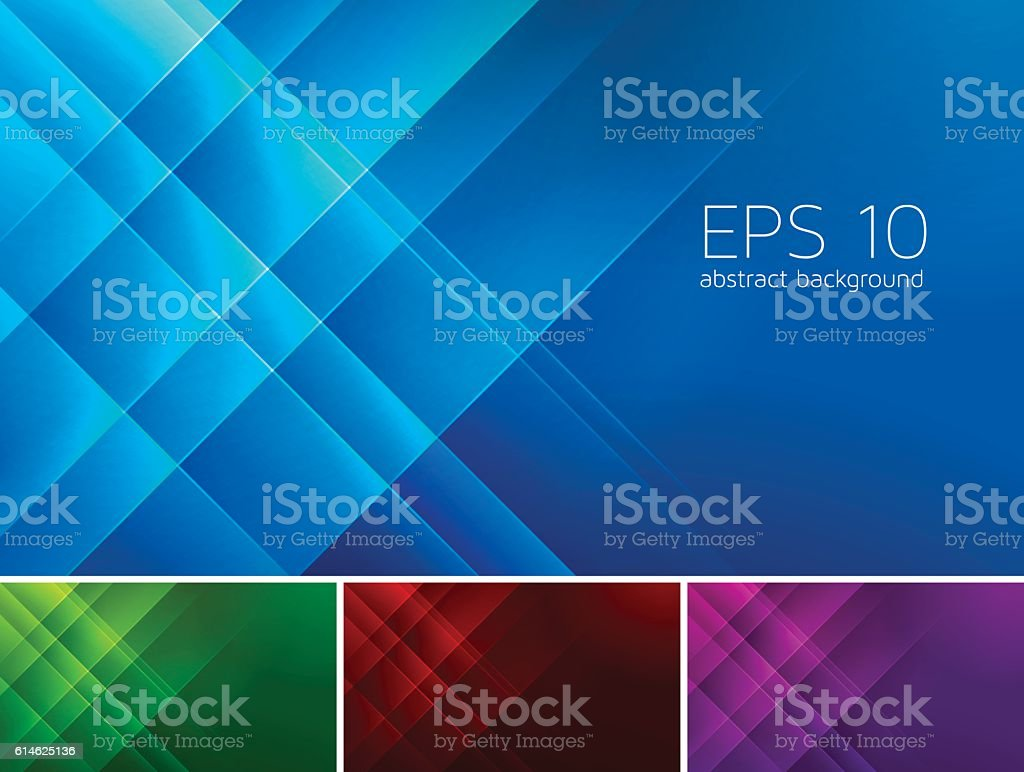 Stripes abstract background vector art illustration