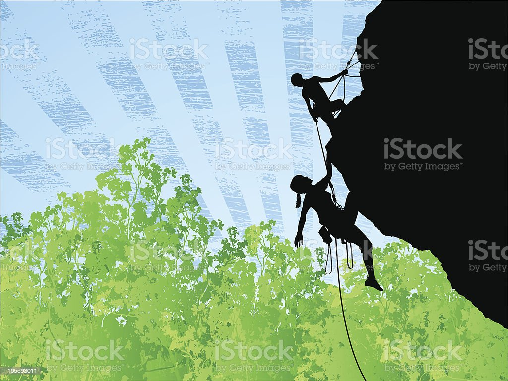 Strive to Achieve vector art illustration