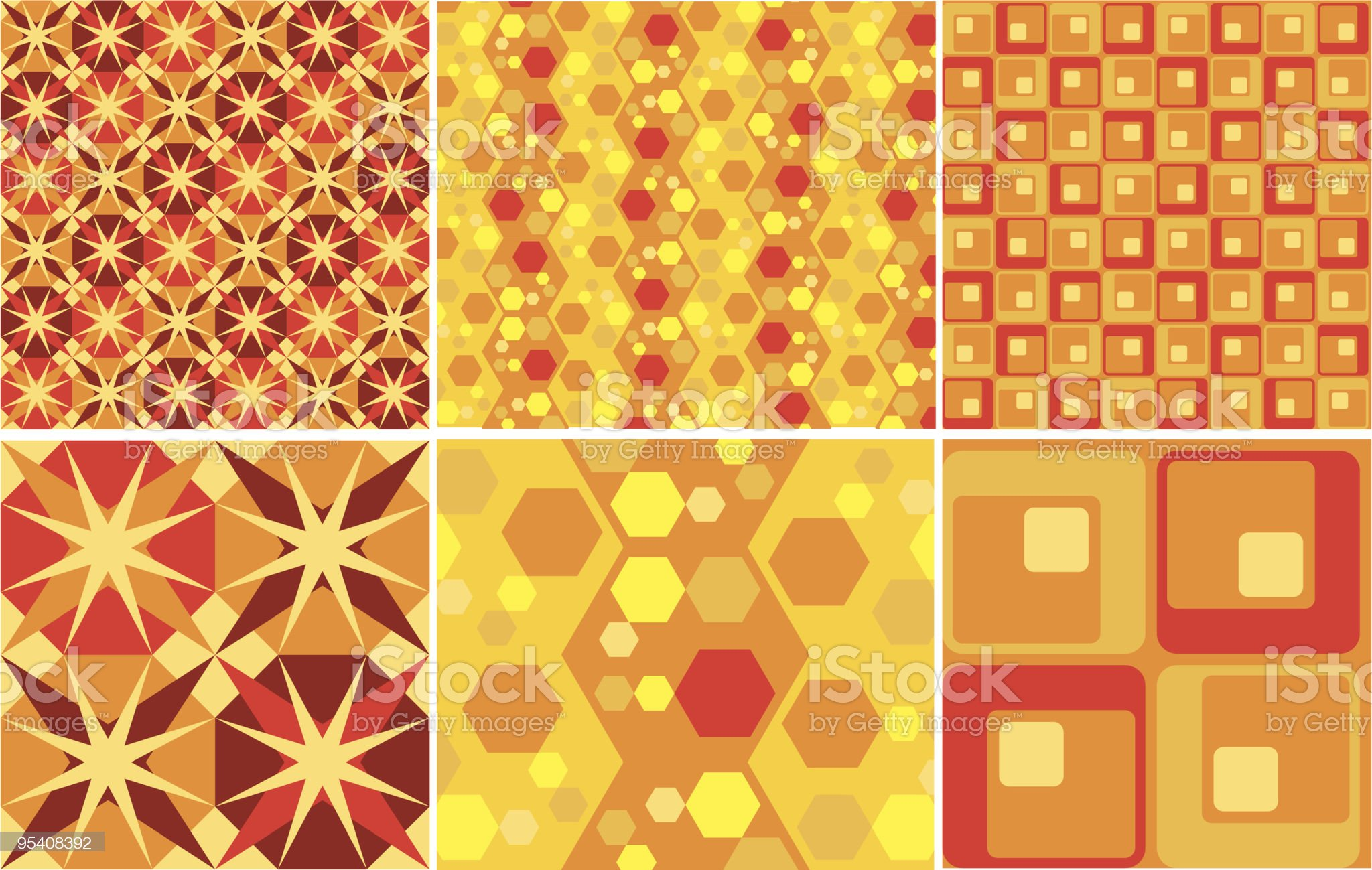 Style Pattern royalty-free stock vector art
