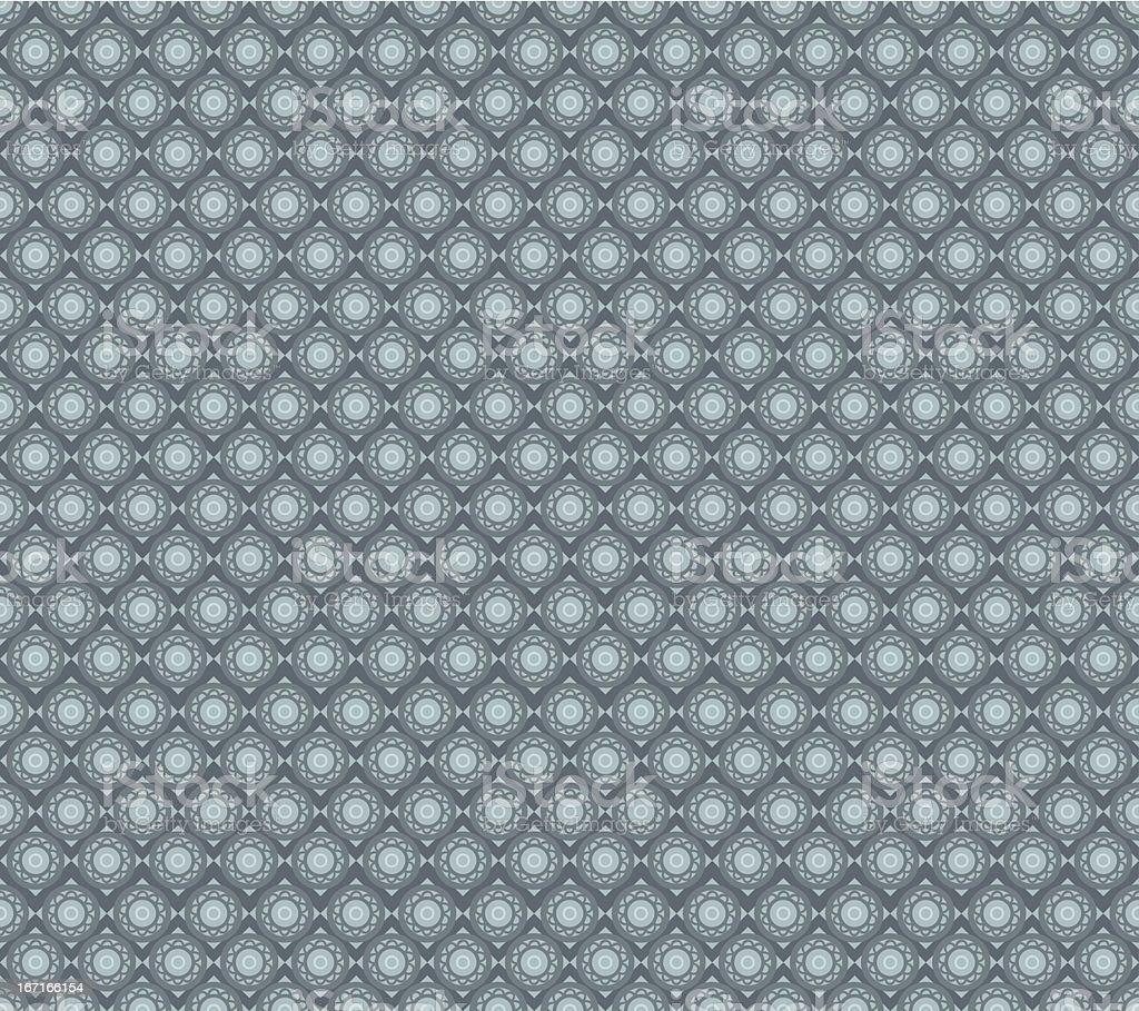 Stylish vintage seamless pattern. royalty-free stock vector art