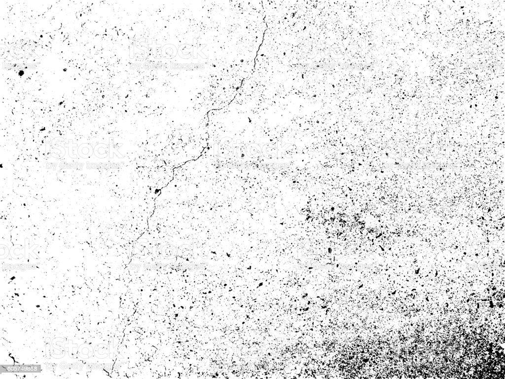 Subtle grain texture overlay. Vector background vector art illustration