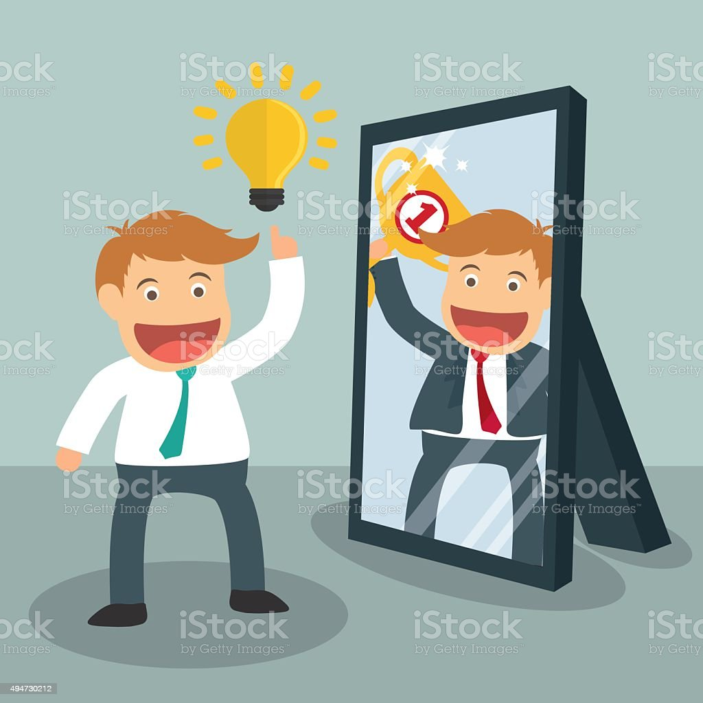 Success people cartoon design vector art illustration