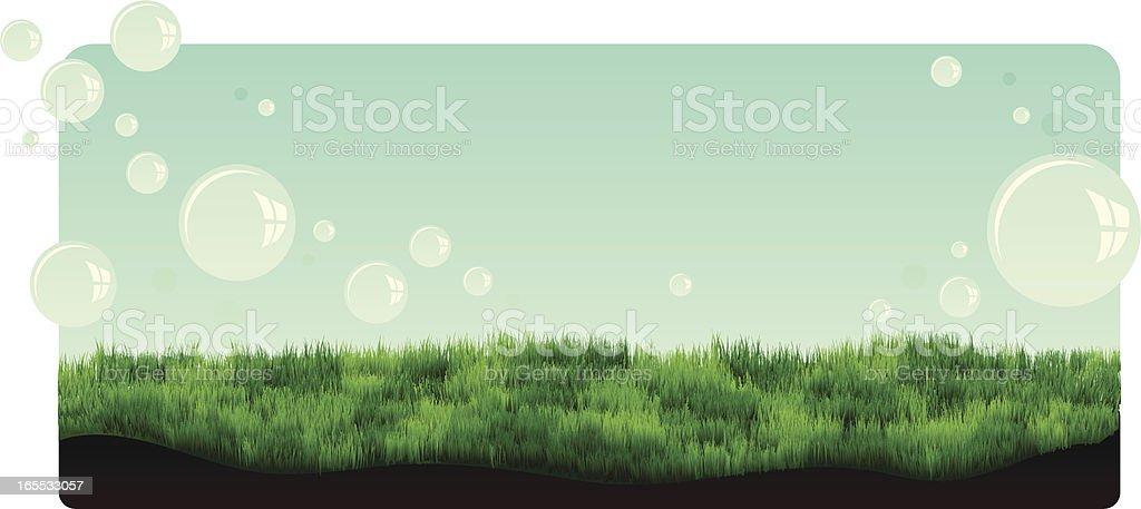 Summer Bubbles royalty-free stock vector art