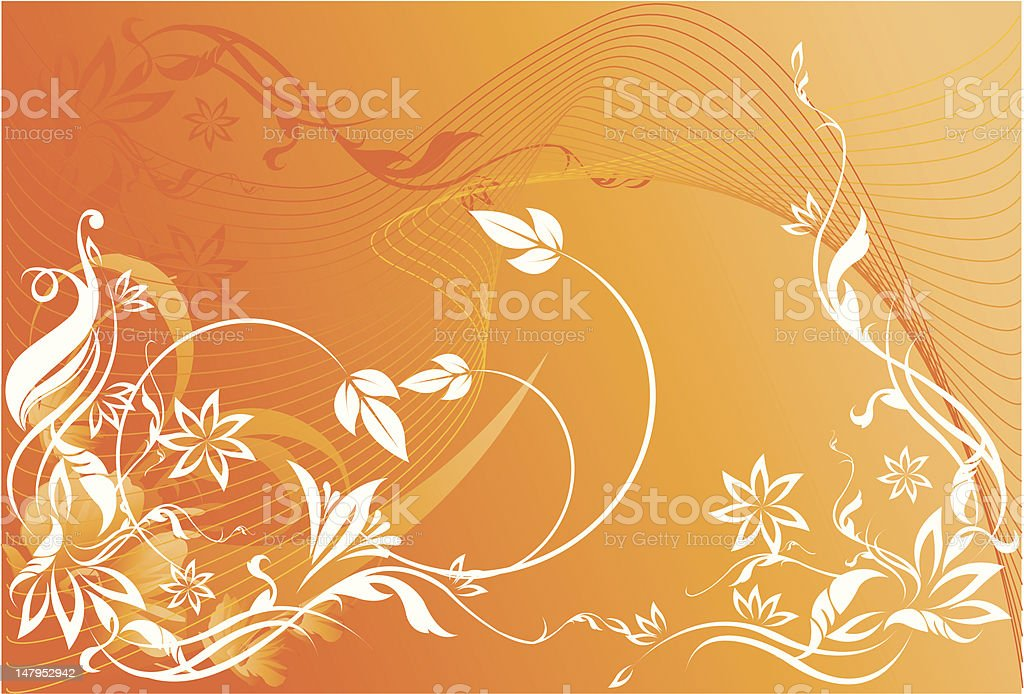 Summer dreams royalty-free stock vector art