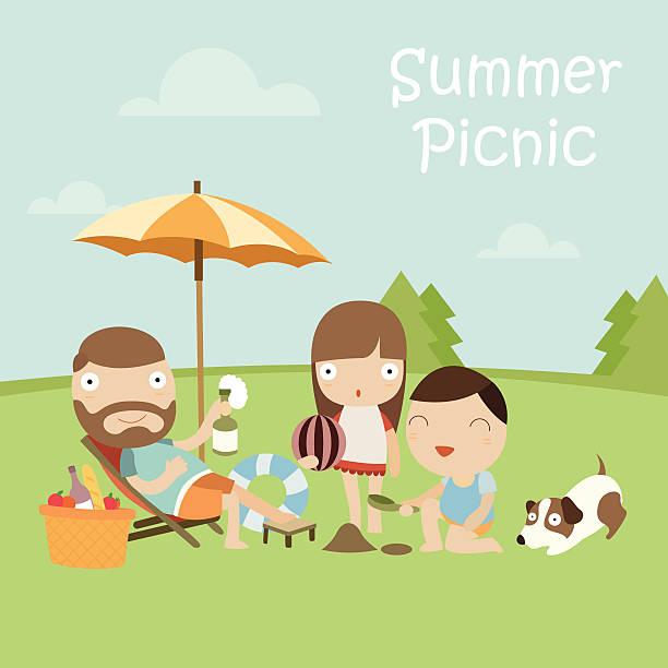 family picnic clipart - photo #37