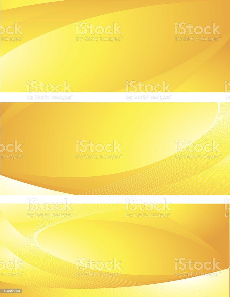 Summer Sunshine waves royalty-free stock vector art